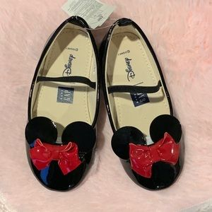Baby GAP Disney Minnie Mouse ballet flats BNWT